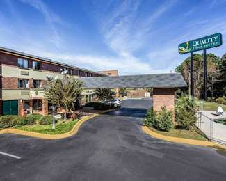 Quality Inn & Suites Columbia