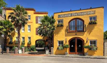 Andrew Pinckney Inn Charleston