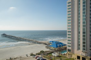 Prince Resort at the Cherry Grove Pier North Myrtle Beach