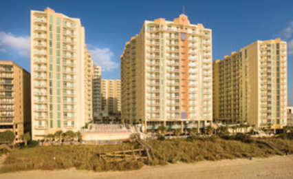Wyndham Ocean Blvd Hotel North Myrtle Beach